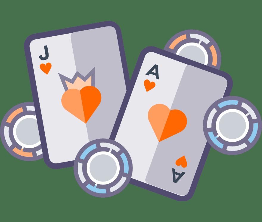 Лучшие New Casino в которых есть Blackjack в 2021 году