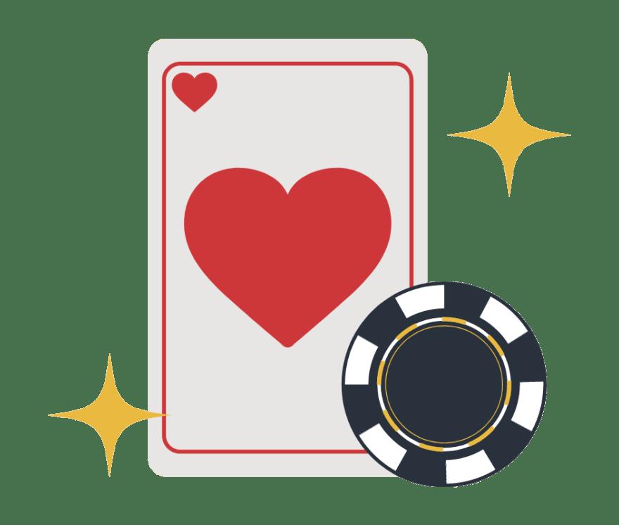 Лучшие New Casino в которых есть Poker в 2021 году